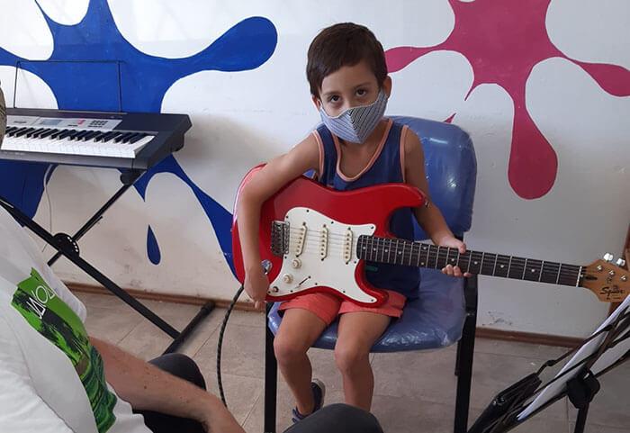 curso guitarra electrica